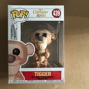 Funko Pop New Disney Christopher Robin Tigger